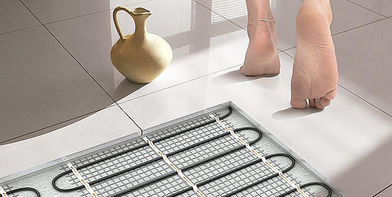 Suelo radiante y refrigerante c mo funciona - Como instalar suelo radiante ...